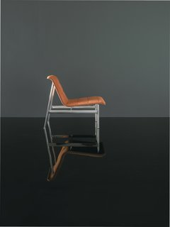 CP Lounge Chair by Charles Pollock for Bernhardt Design.