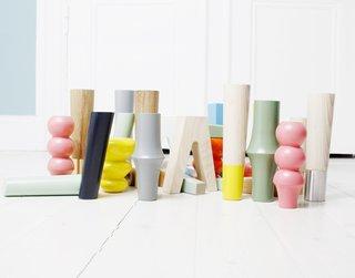 IKEA + DIY = newfound visual interest.