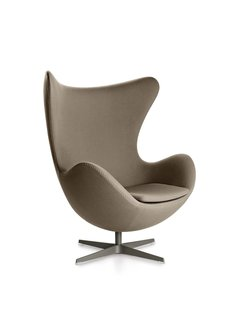 The Egg Chair, Another Arne Jacobsen Designu2014this One From 1958u2014was  Originally
