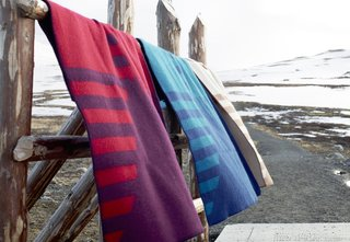 Snøhetta Gets Small-Scale with Røros-Tweed
