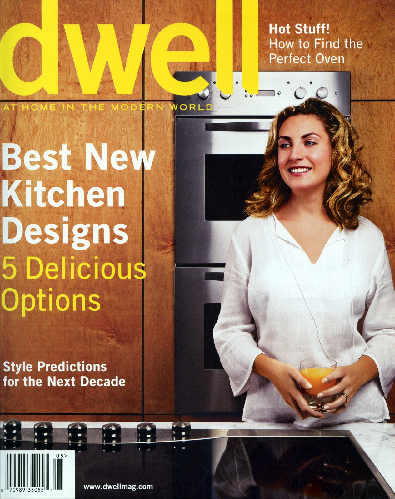Dwell April/May 2004, Vol. 04 Issue 05: Best New Kitchen Designs by Dwell
