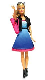 Architect Barbie by Mattel.