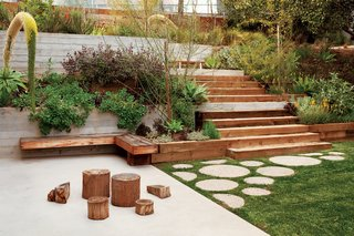 Garden Guide: The Difference Between Hardscape and Softscape - Photo 6 of 7 -