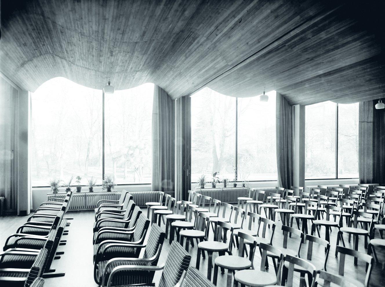 Alvar Aalto S Artistic Bent At The Vitra Design Museum Dwell