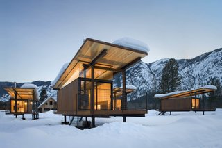 In Omaha, an Exhibit Celebrates 50 Years of Olson Kundig - Photo 1 of 7 -