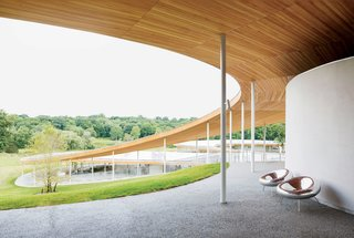 Pritzker Prize-Winners SANAA Discuss Their Mind-Blowing Design for Grace Farms in Scenic New England - Photo 2 of 4 -