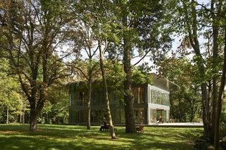 Philippe Starck Dreams Up Super Green Prefab System - Photo 1 of 7 -
