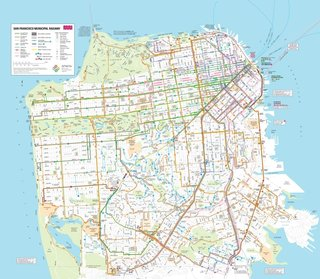 A Cartography Exhibition Uncovers Fascinating Maps About the Bay Area - Photo 3 of 7 -