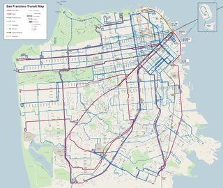 A Cartography Exhibition Uncovers Fascinating Maps About the Bay Area - Photo 7 of 7 -