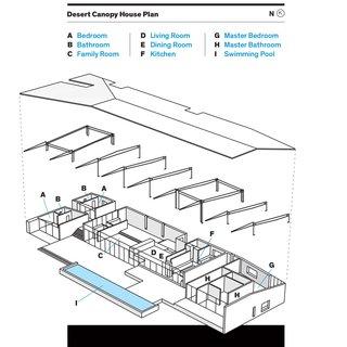 Desert Canopy House Plan