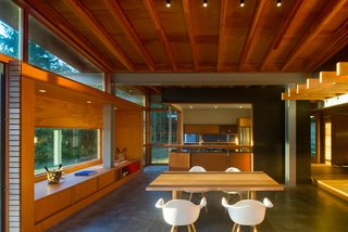 An Off-the-Grid Island Home for a Seattle Music Producer - Photo 10 of 16 -