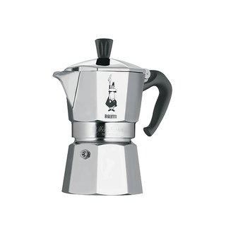 What is your go-to kitchen appliance?<br><br>My Italian moka pot to make coffee and my milk frother for when I make cappuccino.<br><br>Moka Express from Bialetti, from $25