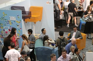Visit Half13 at booth #1011 at Dwell on Design, June 22-24, 2012.