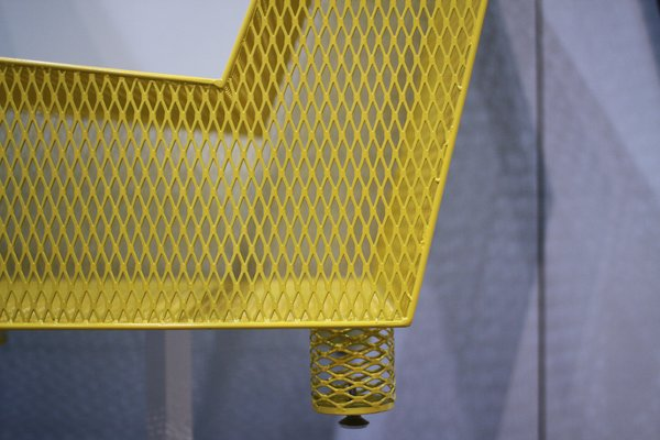 Here's a detail of the chair.