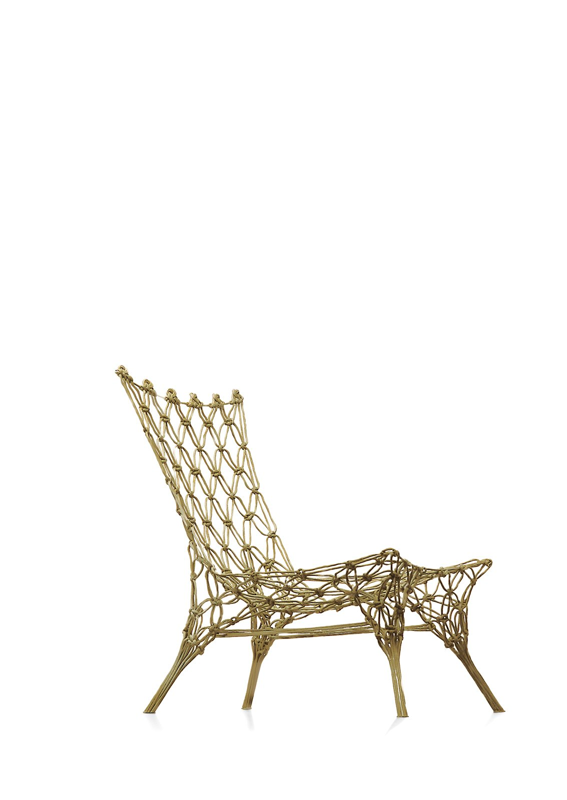 Marcel Wanders's Knotted chair.  Photo 4 of 10 in Favorite Chairs from Renny Ramakers