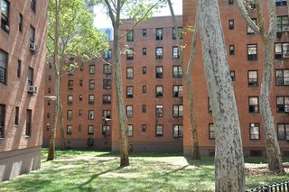 Modernism 2.0: A Tower in the Park Even Jane Jacobs Could Love - Photo 1 of 5 - Vladeck Houses, Manhattan. Courtesy of Interboro Partners.