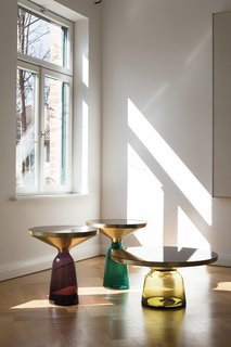 This year, German manufacturer ClassiCon released Herkner's Bell Table.
