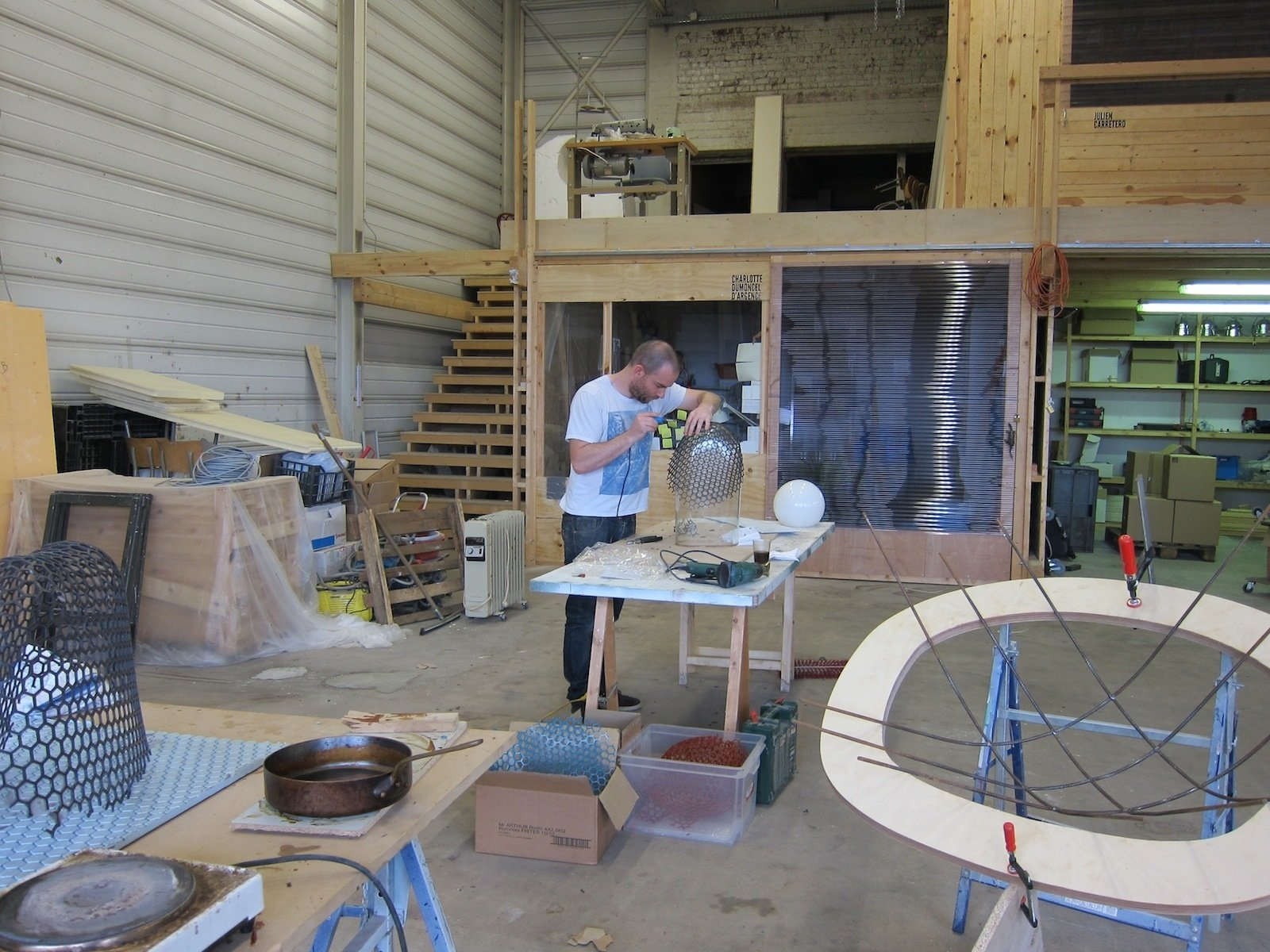 The Making-of Balloon Bowls