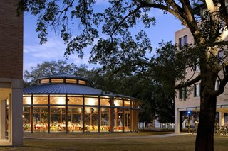 McMurtry, Duncan, Baker, and Will Rices Colleges at Rice University were designed by Hanbury Evan Vlattas Rice Company.