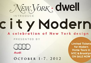 Join us in NYC for City Modern 2012 - Photo 1 of 1 -