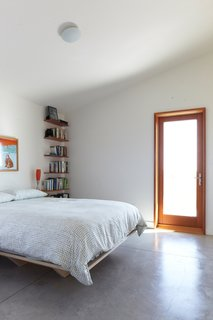A Sustainably Built Home in Rural Ontario - Photo 13 of 16 - Treanor's bedroom.