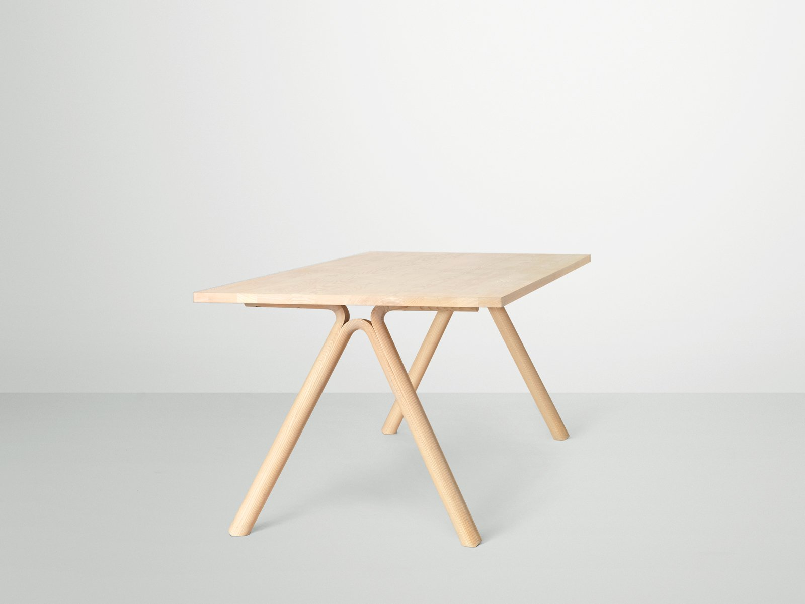 Split Table by Staffan Holm, $2,950  Photo 8 of 9 in Scandinavian Design Focus: Muuto