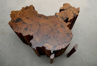 Ai Weiwei, Map of China, 2008. Image courtesy of the artist