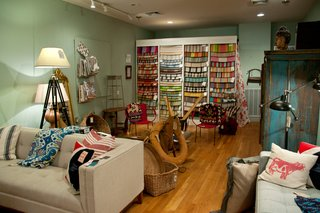 """Weekend Detour: Beacon, New York - Photo 22 of 27 - Dubbed """"modern exotic"""" by its founders, Global Home also features an assortment of internationally curated textiles, home accessories, and designer candles. To check out some of their wares, you can visit their site: globalhomeny.com."""