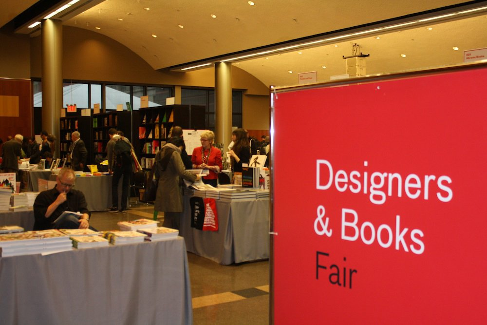 Designers and Book Fair 2012