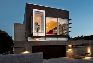 San Diego Home Tours Radio Preview - Photo 1 of 1 - The Munson Residence in Del Mar by Public Architecture and Planning is just one of the houses that opens its doors November 10–11 for the San Diego Home Tours.