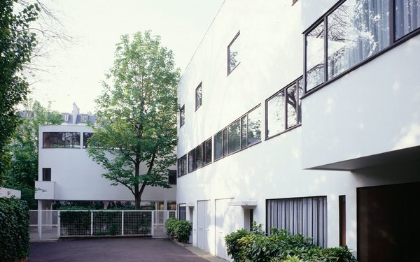 Le Corbusier's Villa la Roche
