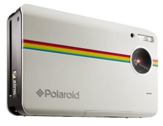 The Polaroid Z2300 Instant Digital Camera is the ultimate social media gadget as it allows you to capture, edit, and upload pictures instantly, and it even features an integrated printer. ($200)