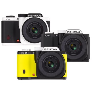 This mirrorless digital camera from Pentax, designed by Marc Newson, is a smaller form and fit with all the capabilities of a DSLR. Capable of capturing 30 frames per second, snapping photos at the speed of life has never been easier. ($900)