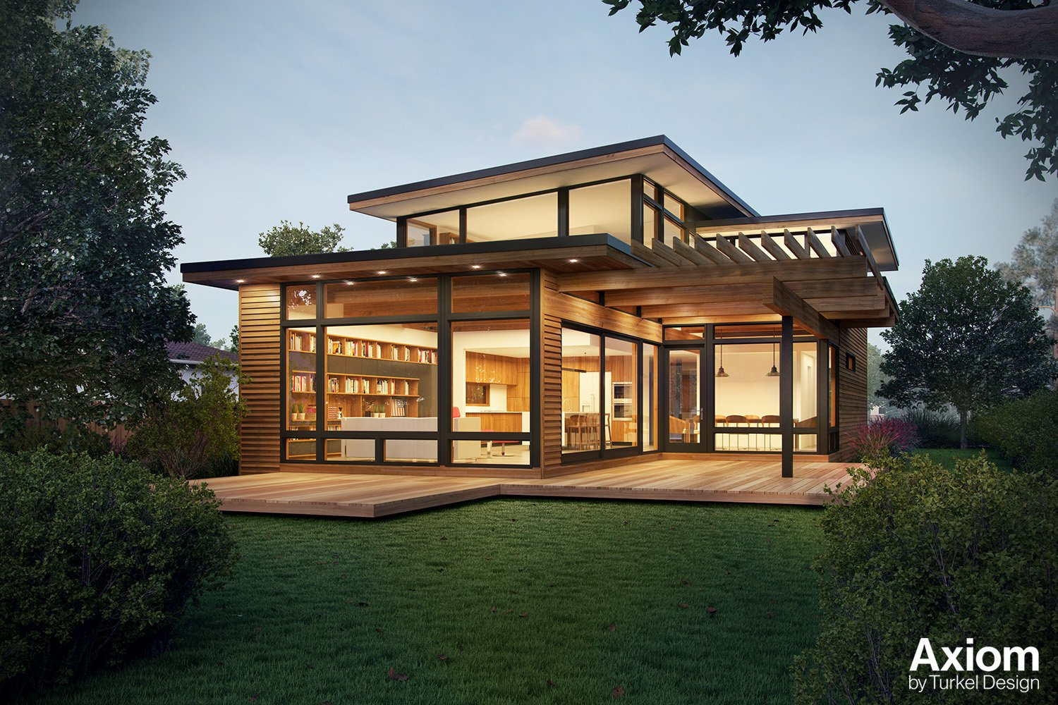 Prefab Spotlight Turkel Design Dwell