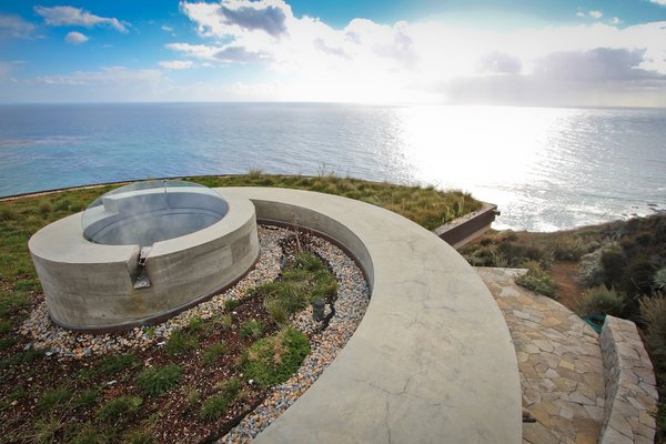The Abalone House by David Bryan.  Photo 2 of 11 in Rana Creek: The Design Firm Bringing Architecture to Life