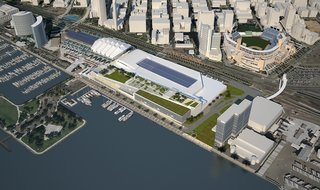 San Diego Convention Center Expansion by Fentress Civitas.