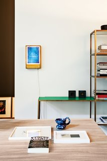 A bookshelf by Muller Van Severen.