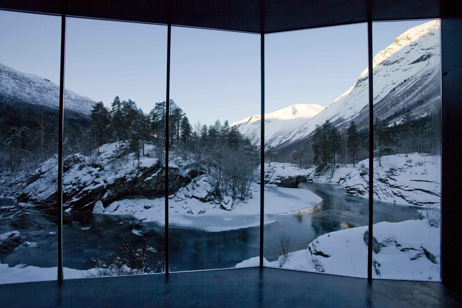 Rustic Cabins Comprise This Impossibly Idyllic Hotel in Norway