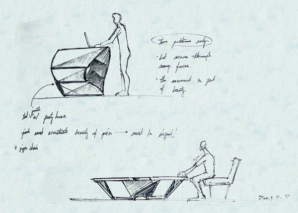 With Input from Alessi, Students Put a Modern Spin on the Standing Desk - Photo 2 of 6 -