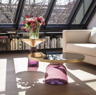 Designer Spotlight: Sebastian Herkner - Photo 4 of 6 - Bell table by Sebastian Herkner for Classicon.
