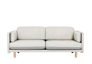 Designer Spotlight: Sebastian Herkner - Photo 6 of 6 - Arnhem sofa by Sebastian Herkner for De Vorm.