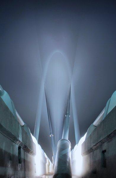Photo of the Week: Dramatic Bridge in Dallas