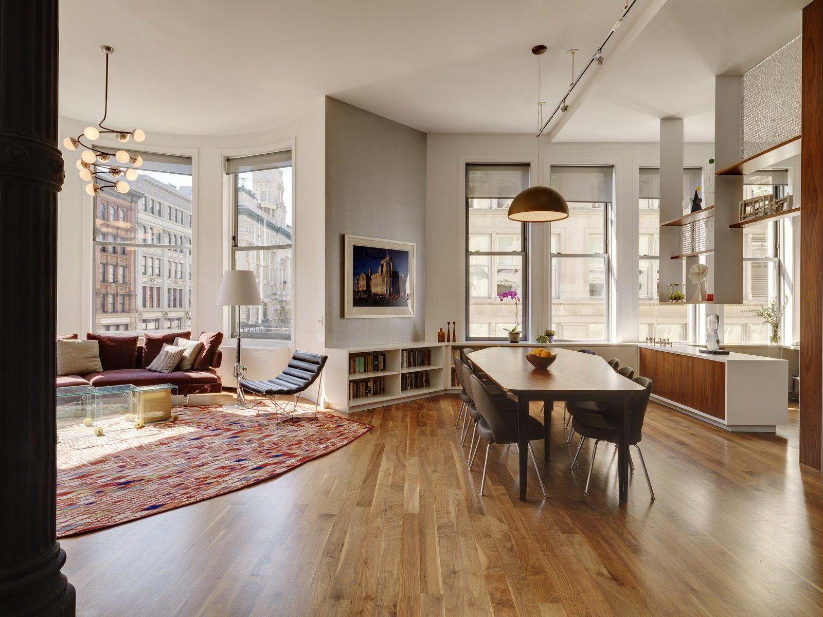 By ana antunes · luminous apartment in a historic nyc building