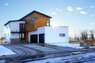 Modular and Modern in Canada: 2 Cool Homes Popping Up in Calgary and Beyond - Photo 1 of 6 -