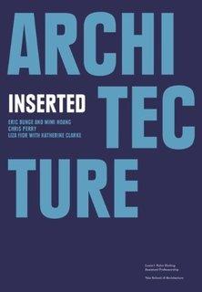 Yale University Press's Architecture Inserted.