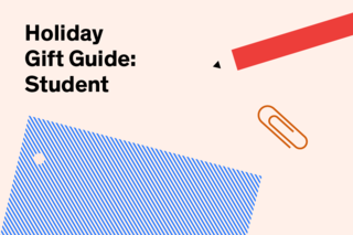 Help the student in your life navigate the transition to independence and adulthood—or simply get to that 9 a.m. class on time—with one of these Dwell-approved gifts.