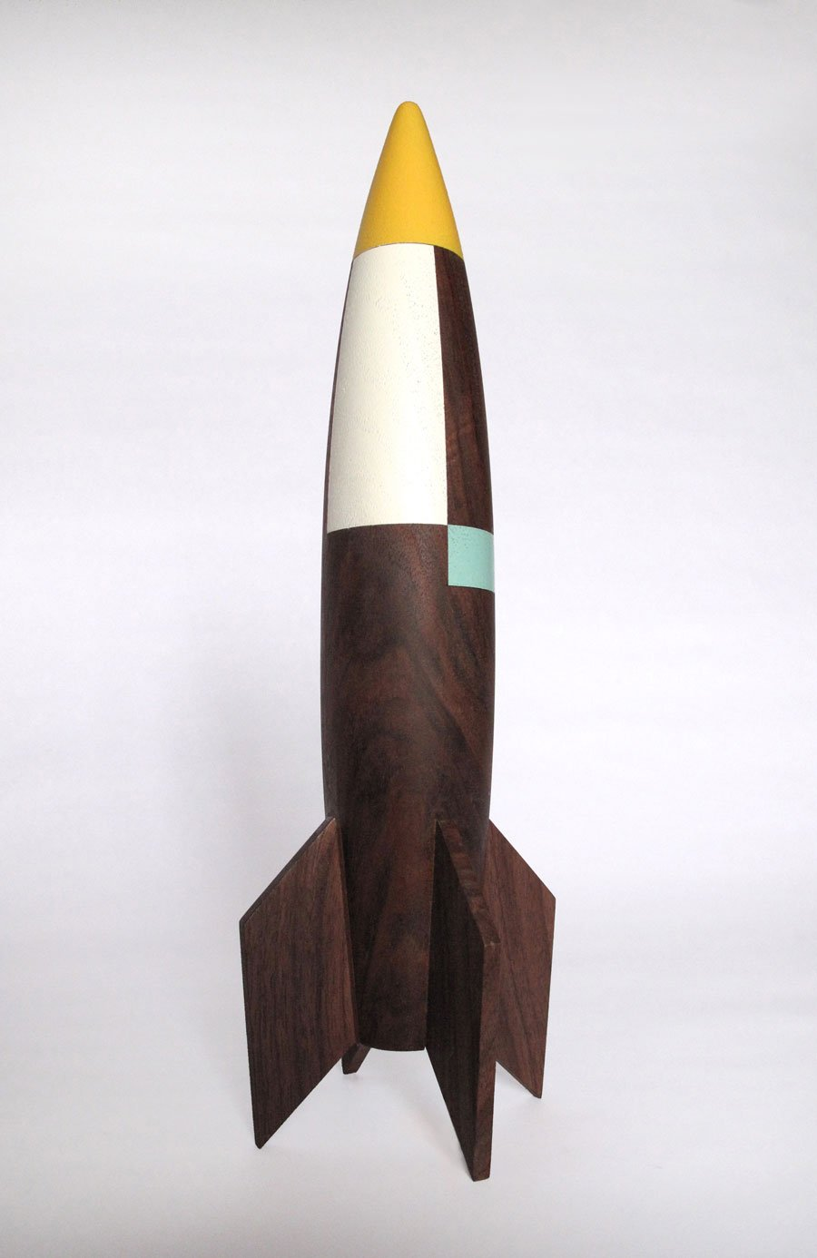 Photo 3 of 3 in Modern, Whimsical Rocket by Designer Pat Kim