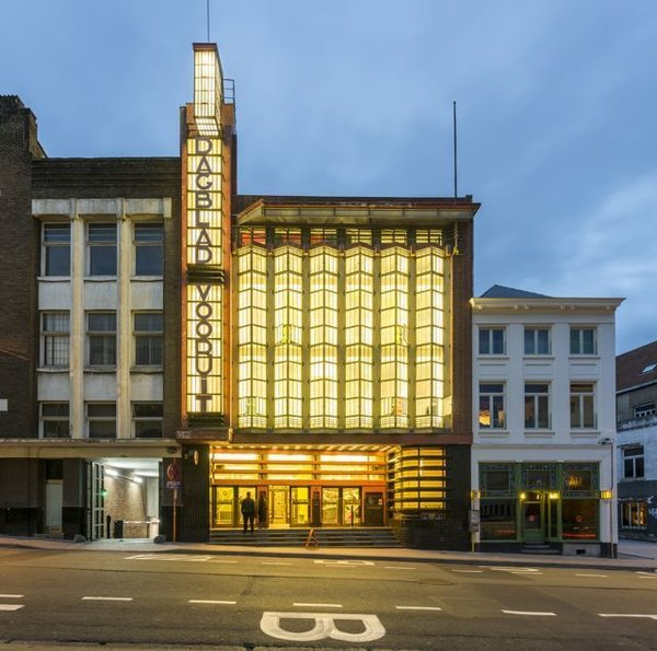 An Updated Design Hostel for the Belgian Socialists of Yesteryear