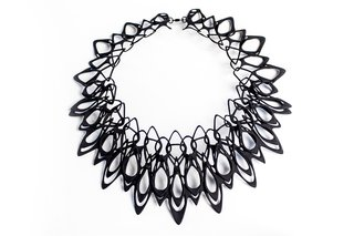 Stunning Modern 3-D Printed Jewelry - Photo 2 of 5 -