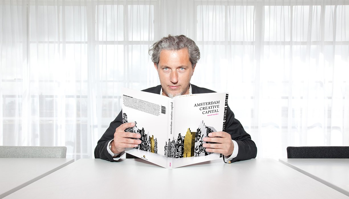 Dutch designer Marcel Wanders's prolific career spans more than three decades.  Photo 1 of 1 in Behind the Scenes with Dwell on Design Keynote Marcel Wanders from Meet Marcel Wanders, 2015 Dwell on Design Keynote Speaker